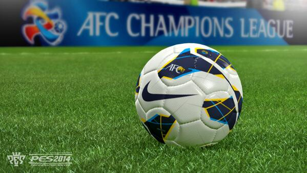 pes 2014 ball Peter Reid Becomes New Manager of...Thailand??