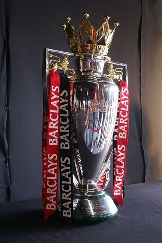premier league trophy Beginners Guide to the English Premier League (EPL)