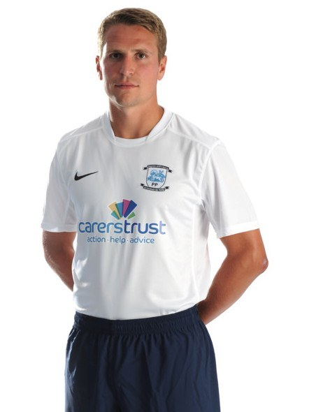 preston home shirt Preston North End Home and Away Shirts for 2013 14 Season [PHOTOS]