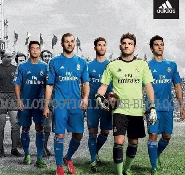 real madrid away shirt 600x570 Real Madrid Away Shirt for 2013 14 Season: Leaked [PHOTO]