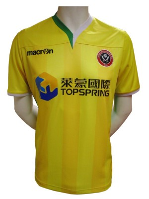 sheffield united away shirt Sheffield United Home and Away Shirts for 2013 14 Season [PHOTOS]