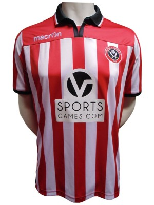 sheffield united home shirt Sheffield United Home and Away Shirts for 2013 14 Season [PHOTOS]