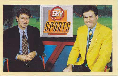 sky sports 1992 Footage of Sky Sportss First Ever Premier League Broadcast From 1992 [VIDEO]