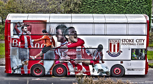 stoke city bus Stoke City Offers Its Supporters Free Travel to All Away Matches