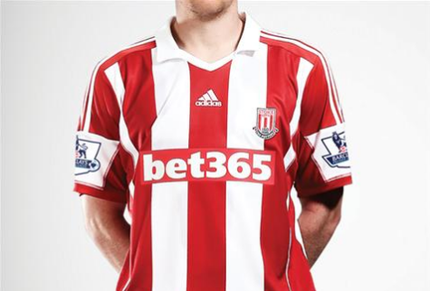 stoke city home shirt Stoke City Home Shirt for 2013 14 Season: Official [PHOTOS]
