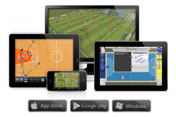 tacticalpad h 600x399 TacticalPad Helps Visualize Soccer Tactics With Quick and Easy to Use Software