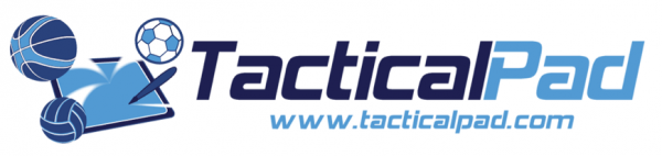 tacticalpad logo 600x142 TacticalPad Helps Visualize Soccer Tactics With Quick and Easy to Use Software