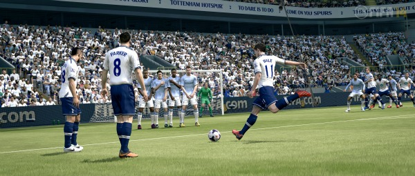 tottenham fifa 14 Gareth Bale Featured On UK Cover Of FIFA 14 [PHOTOS] & [VIDEO]