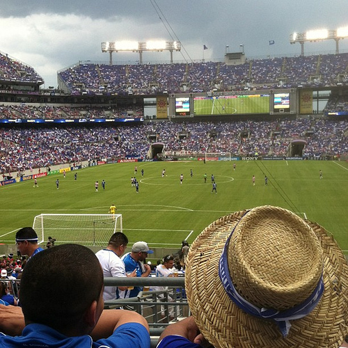 usa el salvador My First International: Recapping USA vs. El Salvador