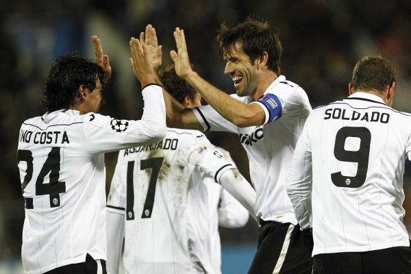 valencia group 600x400 International Champions Cup Preview: Valencia C.F.
