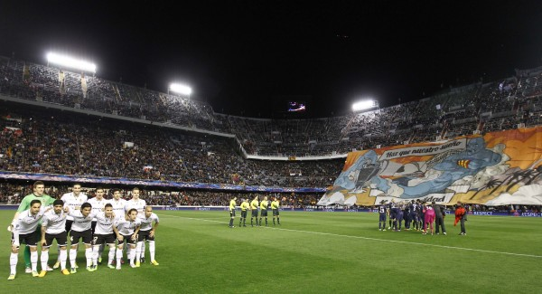 valencia team photo 600x325 International Champions Cup Preview: Valencia C.F.