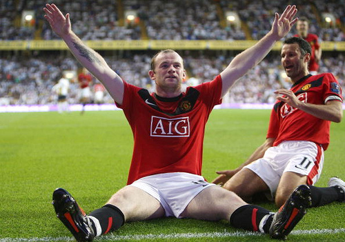 wayne rooney1 Manchester United Dismiss Chelseas £10million Plus Player Bid For Wayne Rooney