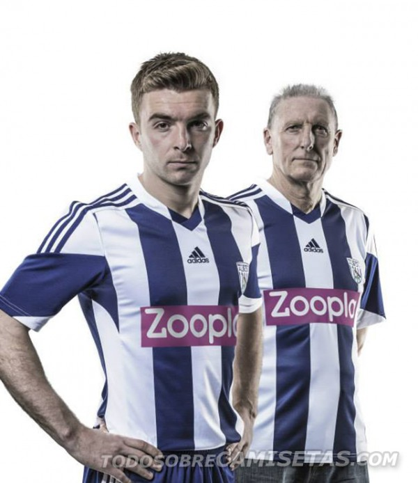 west brom home shirt legend 2 600x694 West Bromwich Albion Home Shirt for 2013 14 Season [PHOTOS]
