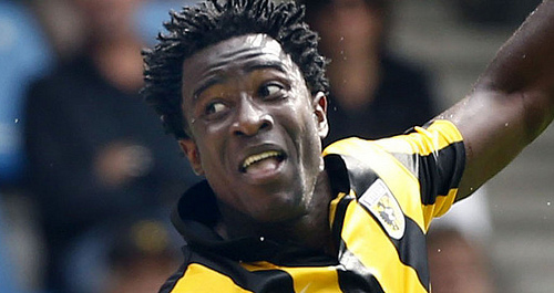 wilfried bony1 Wilfried Bony Agrees £12million Deal to Sign For Swansea City [PHOTO]