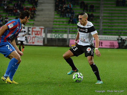 Alharbi El Jadeyaoui Arsenal Take Ligue 2 Midfielder Alharbi El Jadeyaoui On Trial