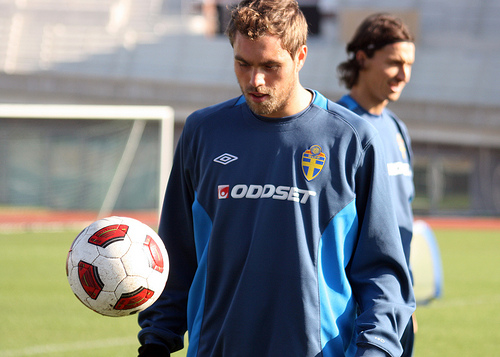 Johan Elmander Norwich City Sign Johan Elmander On Season Long Loan Deal