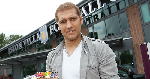 Stiliyan Petrov Stiliyan Petrov Says He Doesnt Want Aston Villa Fans to Continue 19th Minute Tribute: Daily Soccer Report