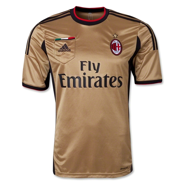 ac milan third shirt Top 10 Worst Soccer Shirts of the 2013 14 Season