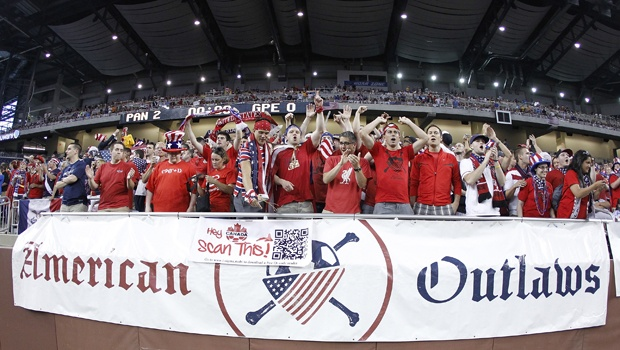 american outlaws American Outlaws Dismiss Claims of Seattle Fans Taking Lead Role In Organization