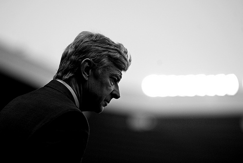 arsene wenger1 Its Time For Arsene Wenger To Break Out Of His Comfort Zone at Arsenal