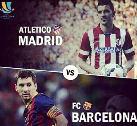 atletico madrid barcelona Chelsea vs Aston Villa, Fenerbahce vs Arsenal and Atletico Madrid vs Barcelona: Open Thread