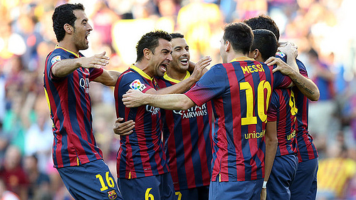 barcelona1 Seven Up for Barcelona As La Liga Returns: La Liga Roundup, Gameweek 1