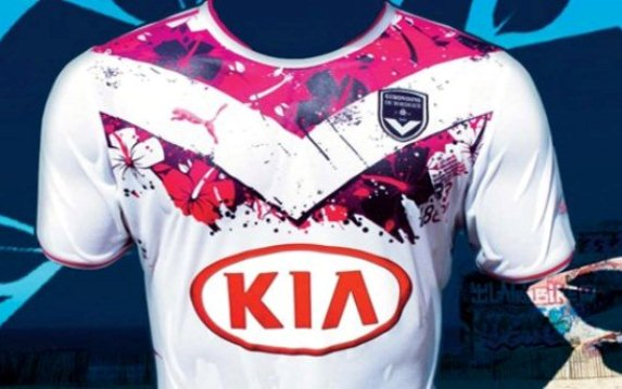 bordeaux away shirt Top 10 Worst Soccer Shirts of the 2013 14 Season