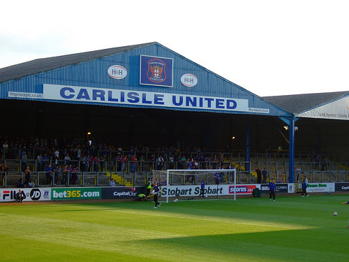 Carlisle United Might Be Looking For Answers In The Wrong Places
