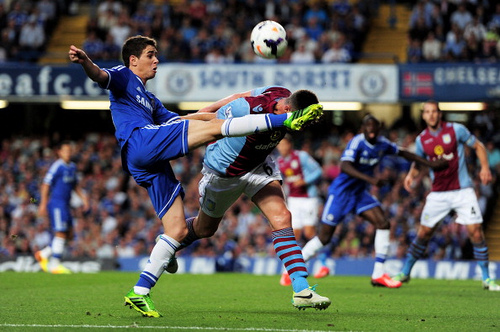 chelsea aston villa Chelsea vs Aston Villa Match Highlights [VIDEO]