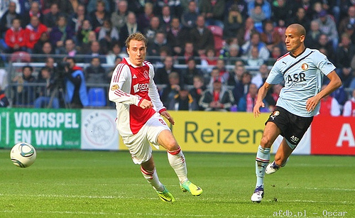 christian eriksen1 Tottenham Hotspur In Talks With Ajax Over Christian Eriksen, Says Report