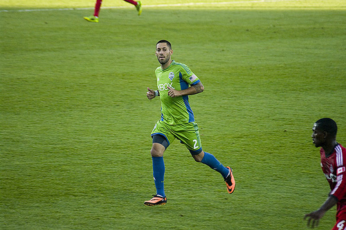 clint dempsey3 Seattle Sounders vs Portland Timbers: Open Thread