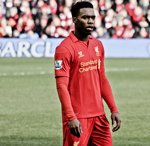 daniel sturridge Liverpool Striker Daniel Sturridge is the Greatest Beneficiary Of Life Without Luis Suárez