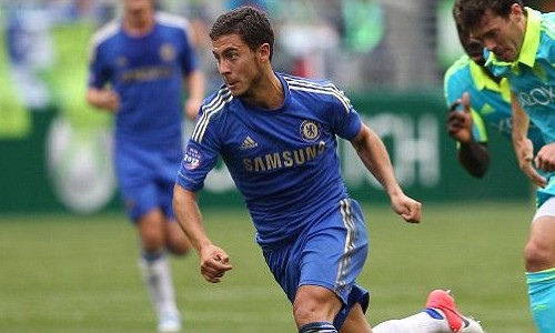 eden hazard Why the Mourinho Factor Will Push Eden Hazard to His Best Season Yet At Chelsea