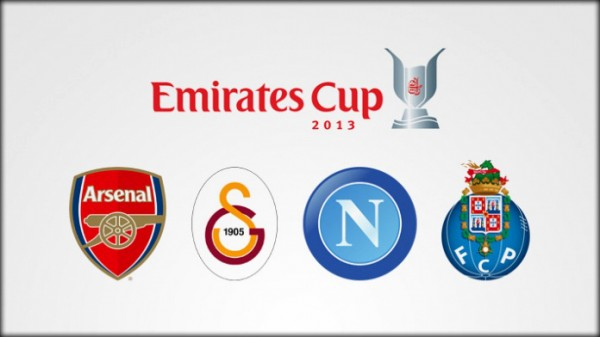 emirates cup 600x337 Arsenal vs Galatasaray, Emirates Cup: Open Thread