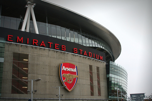 emirates stadium A Documentary On the Building of Arsenals Emirates Stadium [VIDEO]