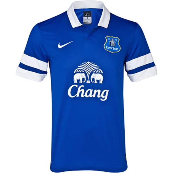 everton home shirt Premier League Shirts: Soccer Gift Ideas