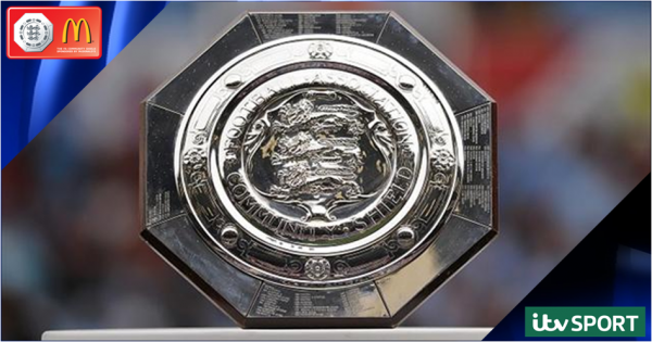 fa community shield trophy 600x315 2013 FA Community Shield: Manchester United vs Wigan Athletic: Open Thread