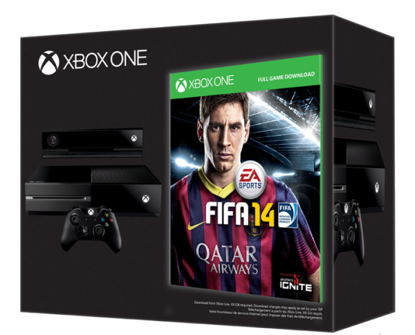 fifa 14 xbox one 600x484 FIFA 14 Demo Release Date Announced; Plus Other Exciting FIFA 14 Announcements