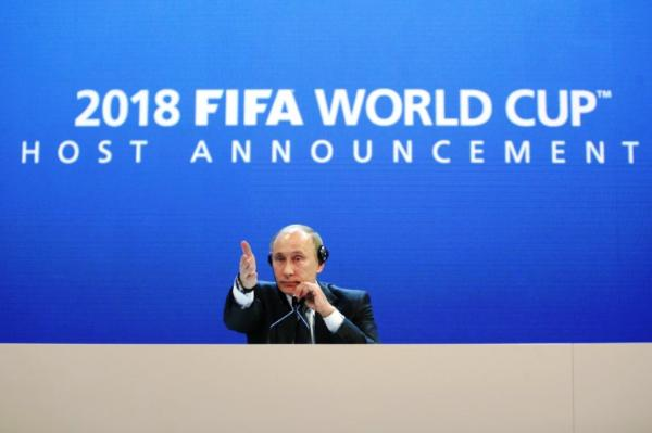fifa world cup 2018 FIFA World Cup 2018 in Russia Should Focus On Soccer, Not Politics