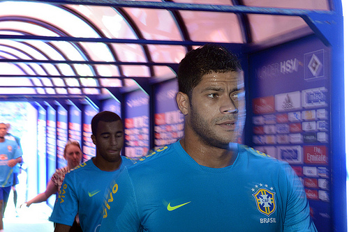 hulk Tottenham Close In On £30m Deal For Brazilian Striker Hulk: Nightly Soccer Report