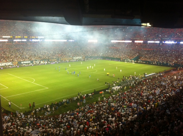 international champions cup final miami Why Its Time to Stop The Jokes About Miami Being A Bad Soccer Market