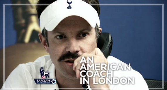 jason sudeikis epl nbc Watch the Full 4 Minute Video of An American Coach in London NBCs EPL Film [VIDEO]
