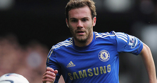 juan mata Chelsea Accept Manchester Uniteds £37million Bid For Juan Mata