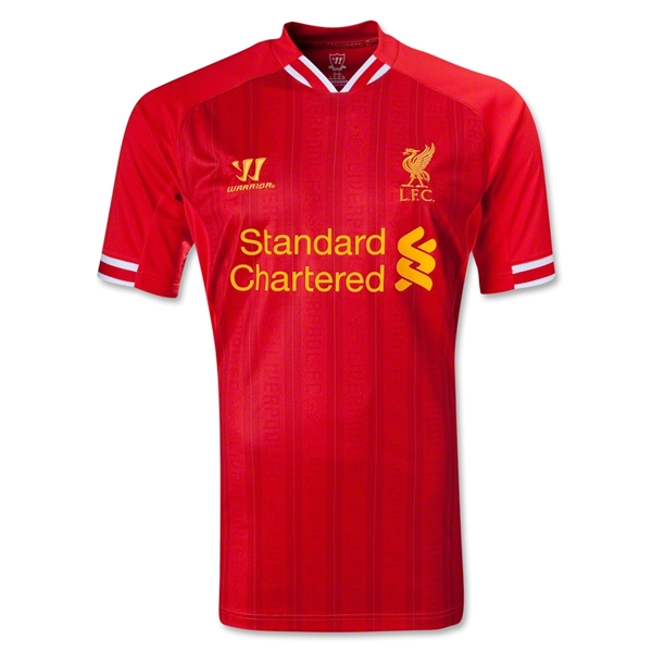 liverpool home shirt Get 20% Off Your Order of Soccer Shirts This Weekend Only; World Soccer Shop Promo Code