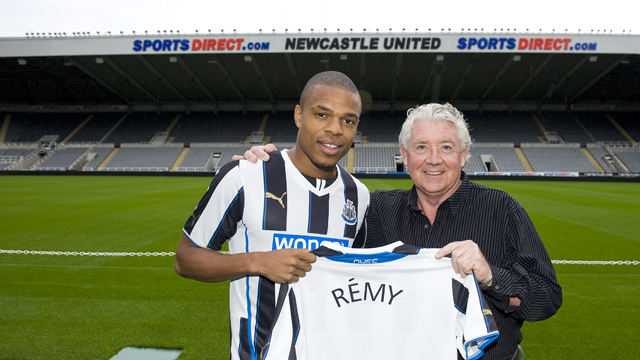 loic remy newcastle Newcastle United Sign Loic Remy On a Season Long Loan