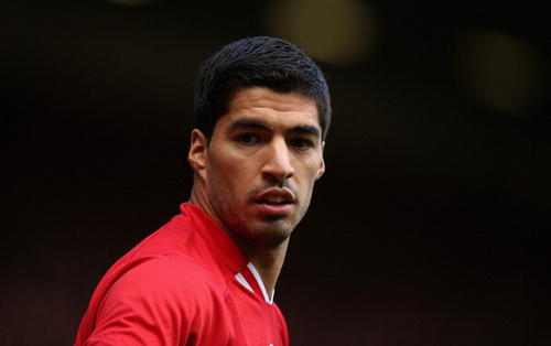 luis suarez1 Manchester United vs Liverpool; Capital One Cup Third Round: Open Thread