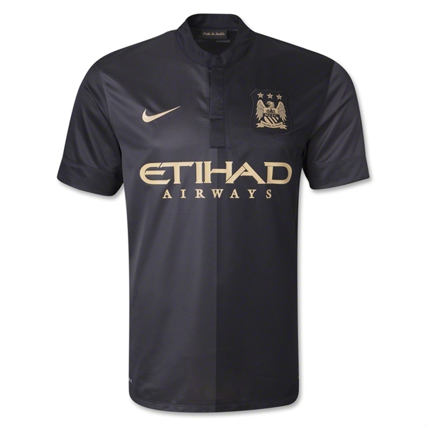 manchester city away shirt Premier League Shirts: Soccer Gift Ideas