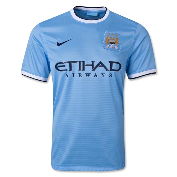 manchester city home shirt Get 20% Off Your Order of Soccer Shirts This Weekend Only; World Soccer Shop Promo Code