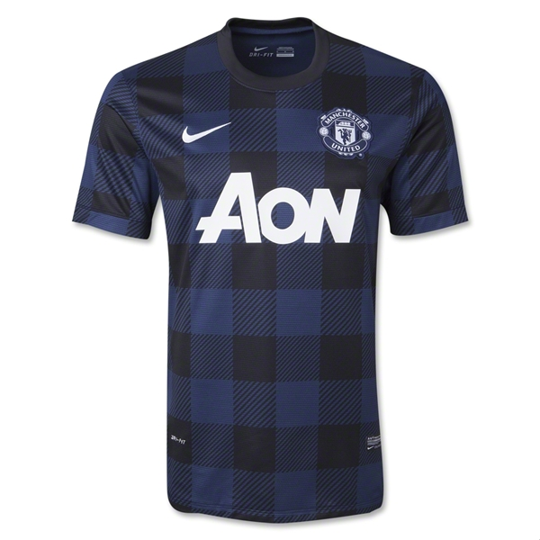 manchester united away shirt Premier League Shirts: Soccer Gift Ideas