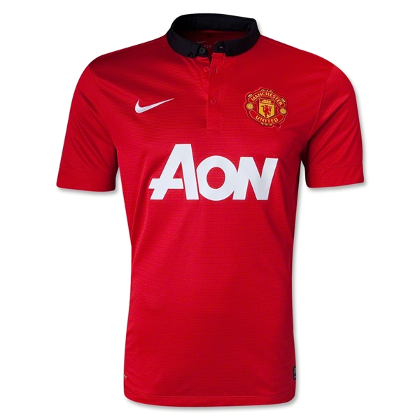 manchester united home shirt Premier League Shirts: Soccer Gift Ideas